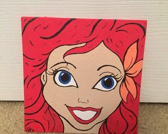 Ariel's Face