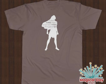 Disney Shirts - I Don't Know What I Can Do. Still I Know I've Got To Try - Pocahontas