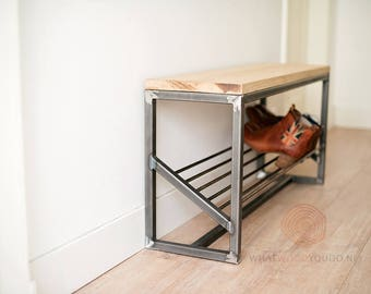 Shoe storage bench, shoes bench