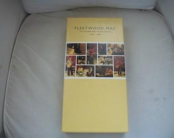 "Fleetwood Mac ""The Complete Blue Horizon Sessions 1967-1969"" Box Set CD's"