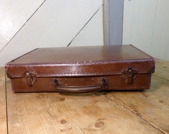 Vintage 50s Case, small size - Made from Fibreboard
