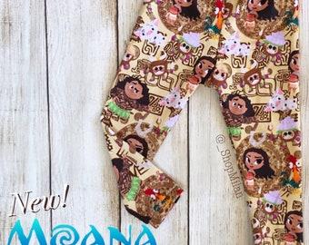 MOANA Leggings - Limited Edition!