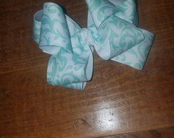 """5"""" Easter Bow"""