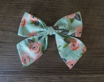 Sailor Bow in Elodie Floral