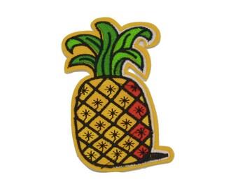 Diy Pineapple Ironon  Etsy