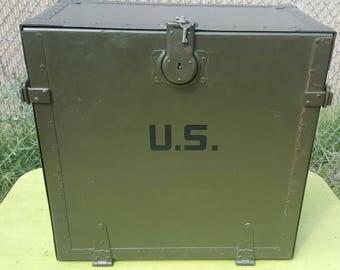 Supply Surplus World War II Officers field desk