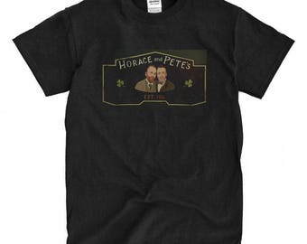 Horace and Pete - Black T-shirt