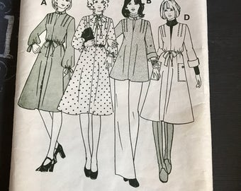 Vintage Dress/Blouse/Trouser Sewing Pattern B625