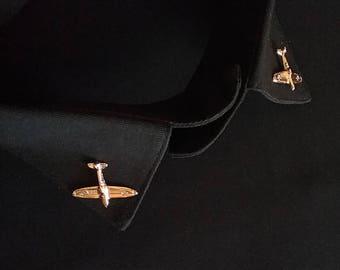 collar tips Golden Planes
