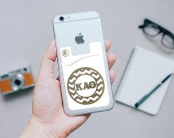 Kappa Alpha Theta Phone Wallet