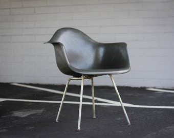 First Edition Eames Zenith Rope Edge Arm Chair (LAX)