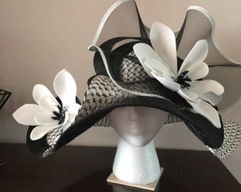 Unique derby hat
