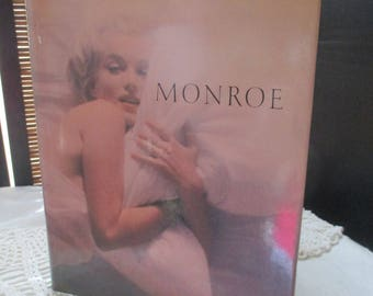 Monroe - Marilyn Monroe in Words and Pictures by James Spada (1982)