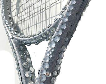 Designer Tennis racquet