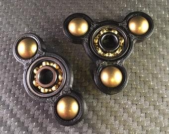 Fidget Spinner-Full Brass Series