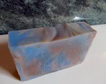 Lavender Vanilla - Cold Process Artisan Soap - Essential Oil - Organic Sunflower Oil - Vegan - Handmade