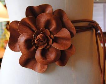 Belt flower 1980