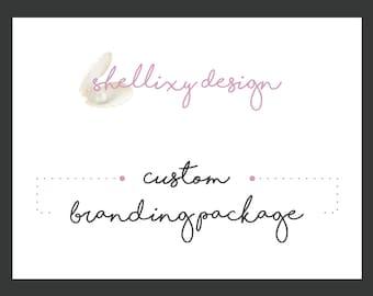 Custom Graphic Design Branding Package