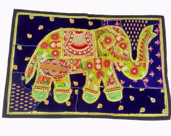 Elephant Tapestry Wall Hanging elephant tapestry | etsy