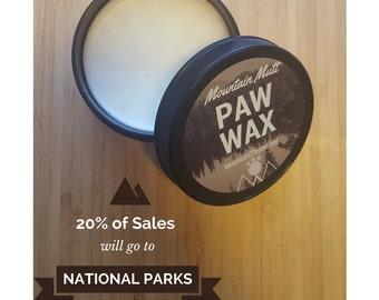 Mountain Mutt Paw Wax