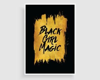 Black Girl Magic (DIGITAL FILE)