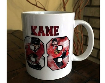 Chicago Blackhawks Patrick Kane Coffee Mug
