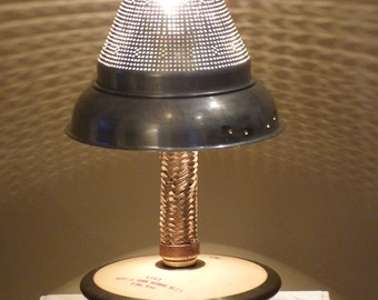Sieve Lamp