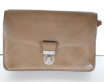 P.T.T.// La Poste//Post Mans Clutch Bag//Man Bag.