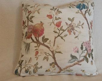 Luxurious Pomegranite Pillow
