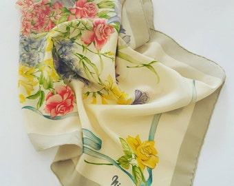 Nina Ricci vintage scarf