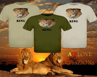 T Shirts Lion King