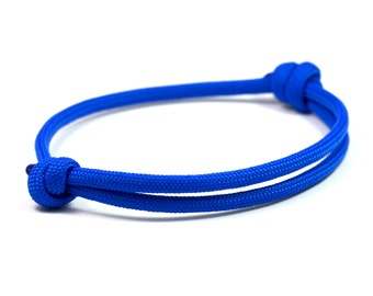 KOMIMAR surfer Royal - Friendship Bracelet - bracelet birthday gift - skipper - sail - Beach jewelry - Yachting - bracelet