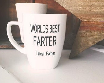 Father's Day Gift, Gift For Dad, Coffee Mug For Dad, Gift For Father, Mugs With Sayings, Coffee Mugs With Humor, Gifts With Humor