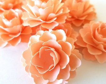 """Loose Paper Flowers 