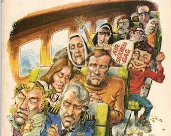 MAD Magazine #176 Airport '75 Movie Parody July 1975 Issue