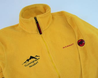Mammut fleece jacket