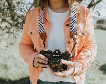REX camera strap