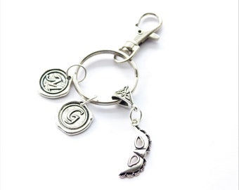 Fifty shades of grey, 50 shades of grey, Christian grey keyring, Fifty shades darker, Anastasia steele, bdsm keyring, Mask keyring