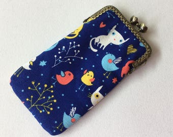 Cell phone case/pouch/frame purses: iPhone 7/iPhone6s
