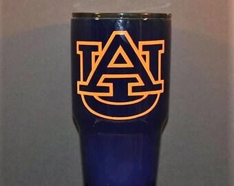 Auburn Tigers Yeti Auburn Tigers Ozark Auburn cup Auburn tumbler War eagle yeti war eagle ozark auburn gits for him auburn gifts for her