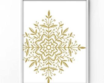 wall art printable, art print, wall decor, office decor, home decor, printable art, graphic art, instant download, holiday, christmas, joy