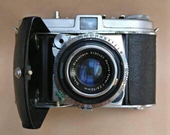 Vintage Kodak Retina 1b folding camera, 1950's