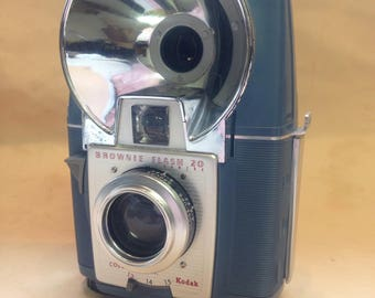 Vintage Kodak Brownie Flash 20 Camera