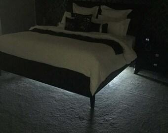Smart LED Bed Night Light Sensor Light Strip