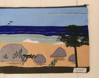 Rottnest Island Collection Zip Bags