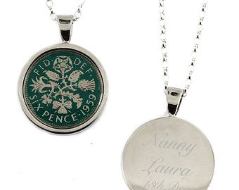 add-on engraving service for Sparkly Treasure Order.