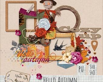 Hello Autumn mini