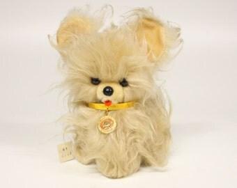 Vintage Nichibo Toy stuffed dog Sobisha-Vintage toys-stuffed animal-dog