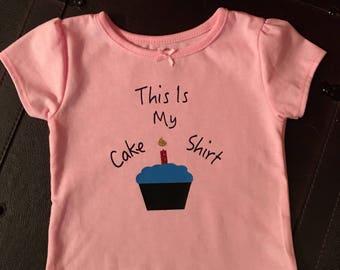 Child Birthday Shirt