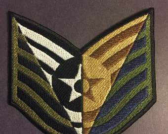 A Career in STRIPES (TSgt)